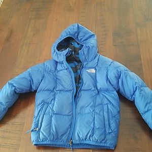 The North Face goose down fill jacket boy 5